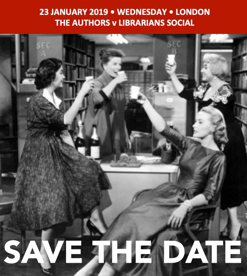 Authors v Librarians Social