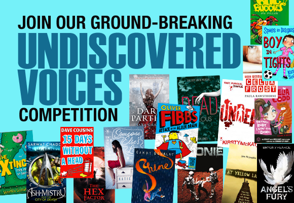 Visit the Undiscovered Voices website. Writer Criteria and Tips Illustrator Criteria and Tips Winners