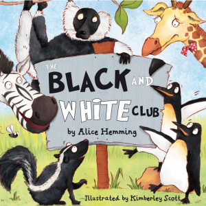The Black and White Club by Alice Hemming