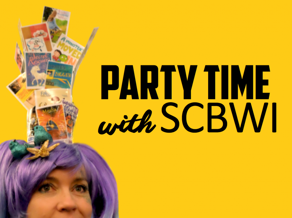 Party Time With SCBWI
