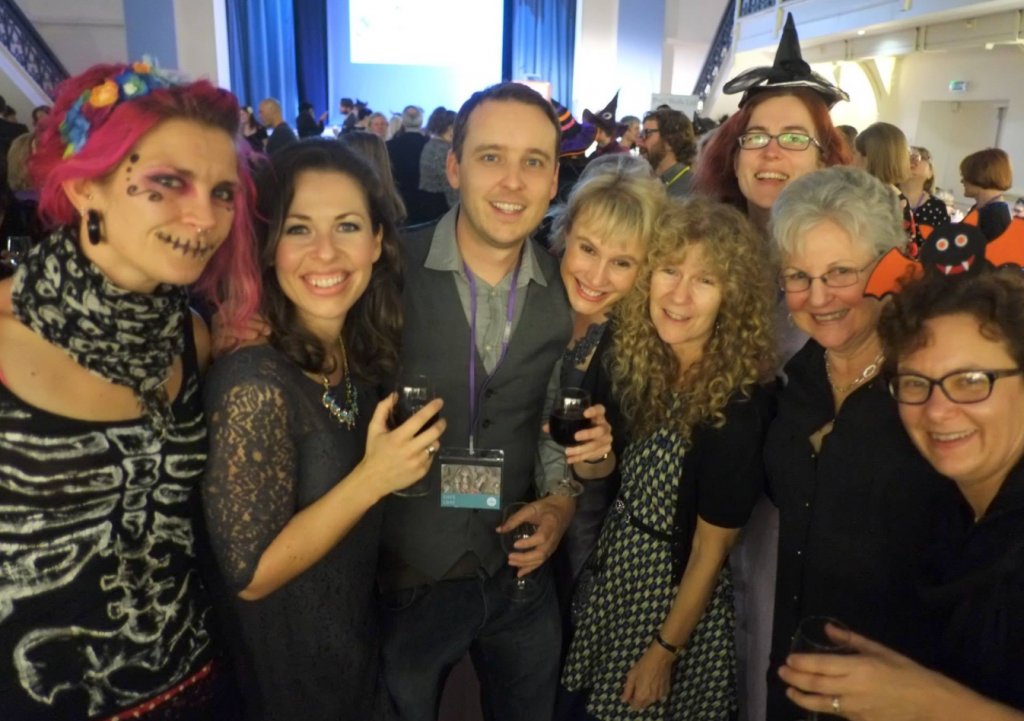 SCBWI Party 2014
