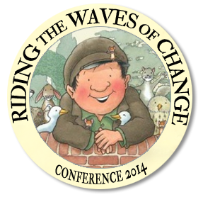 Badge: Riding the Waves of Change, Conference 2014