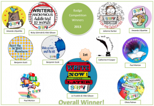 Badges Competition Winners 2013
