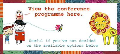 View the Conference Programme - Illustrations by Leigh Hodgkinson